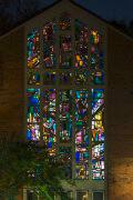 Dagmar Schulze-Roß: Altarfenster der Bugenhagenkirche