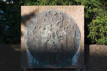 Siegfried Assmann: Henry-Dunant-Denkmal, (Foto: KUNST@SH/Jan Petersen)