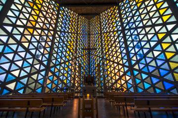 Herbert Weidling und Erhart Kettner: Universitätskirche Kiel, (Foto: KUNST@SH/Jan Petersen)