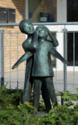 Ursula Hensel-Krüger: Spielende Kinder