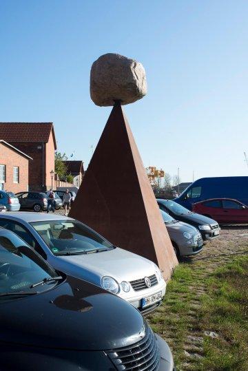 Ludwig Vöpel: Graniticum XV, (Foto: KUNST@SH/Jan Petersen)