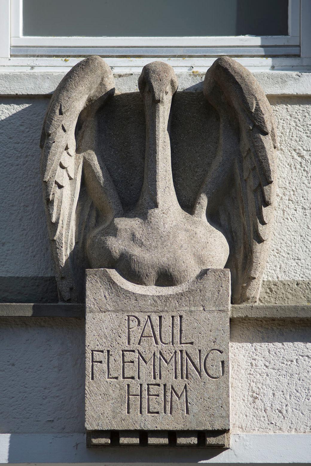 Walter Rössler: Pelikan, (Foto: KUNST@SH/Jan Petersen)
