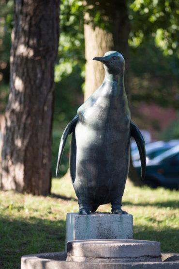 Walter Rössler: Pinguin, (Foto: KUNST@SH/Jan Petersen)
