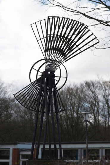 Werner Witschi: Windspiel, (Foto: KUNST@SH/Jan Petersen)